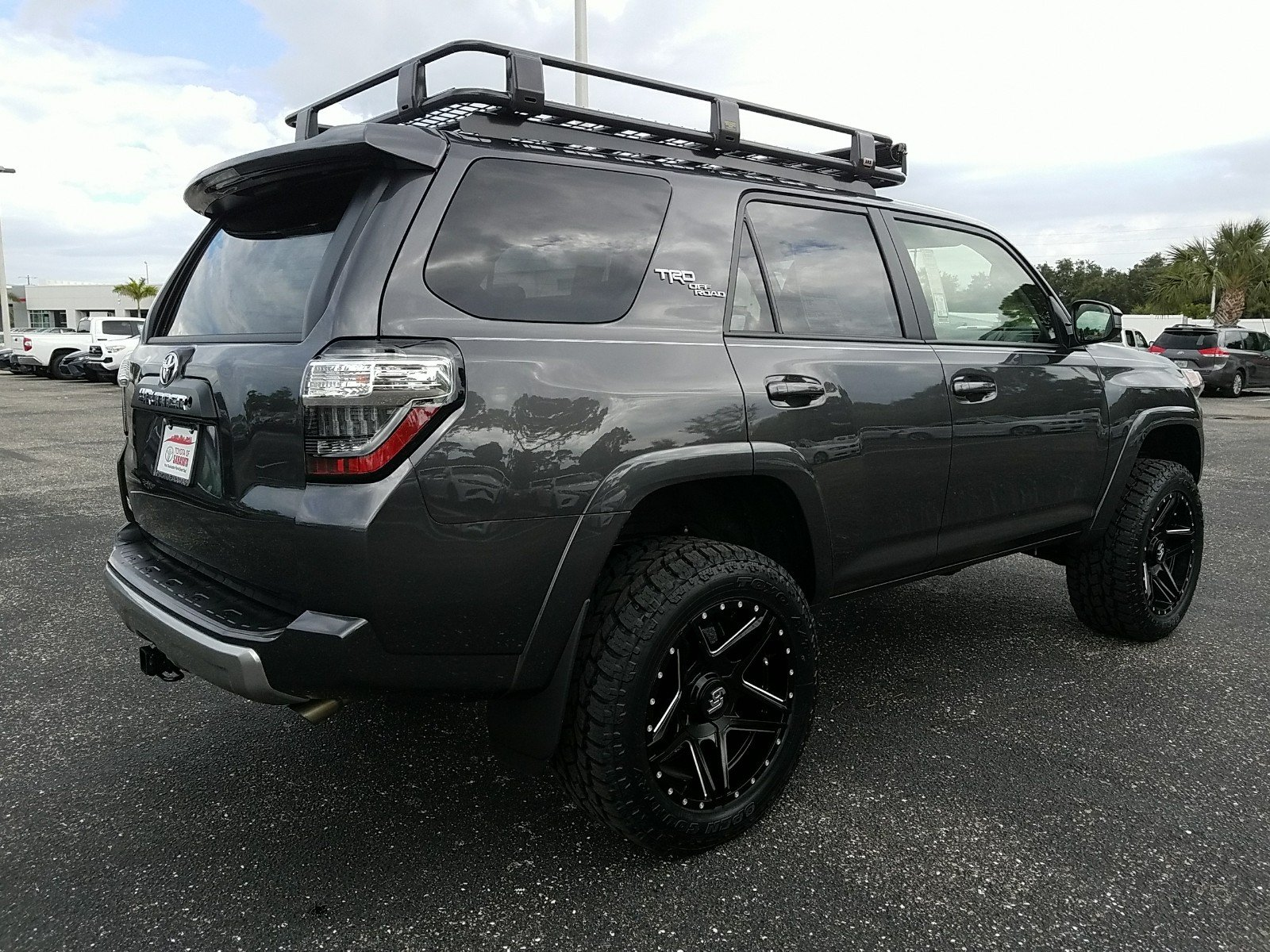 new 2017 toyota 4runner trd off road 4d sport utility in sarasota h5453407 toyota of sarasota. Black Bedroom Furniture Sets. Home Design Ideas